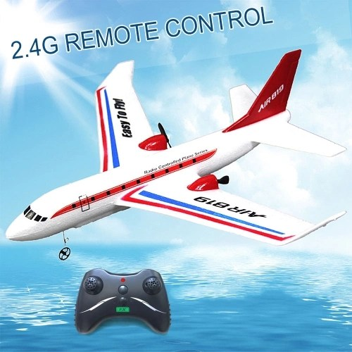FX-819 2.4G 2CH 410mm Wing-span Remote Control Glider