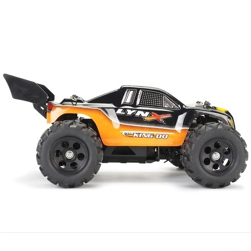 KYAMRC S600 1/22 2.4G 30KM/h 4WD Remote Control High Speed Pickup Truck RC Car