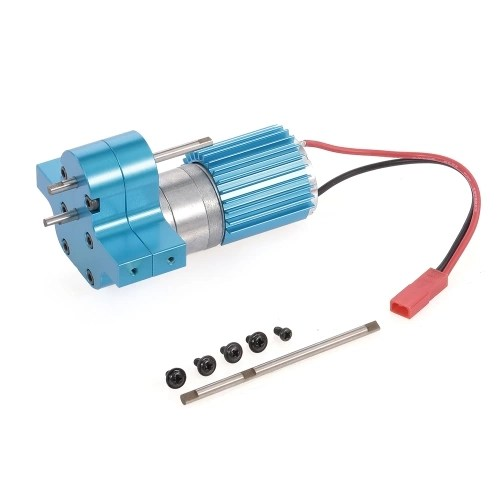 370 Brushed Motor with Metal Gear Box