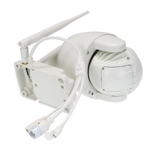 1080P Outdoor PTZ WiFi Security Camera PTZ (5X Optical Zoom) Wireless IP Camera