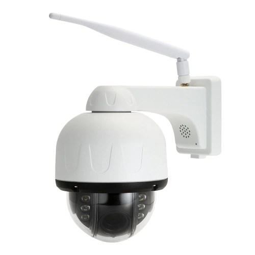 2.5 H.264 HD 1080P PTZ Wireless WiFi IP Camera