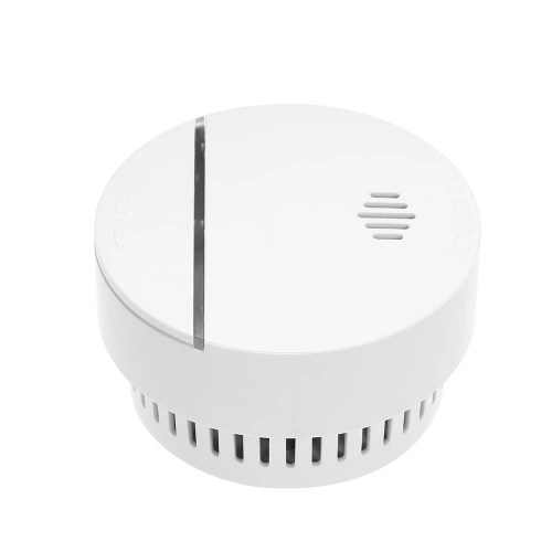Wireless Smoke Detector Photoelectric Fire Alarm