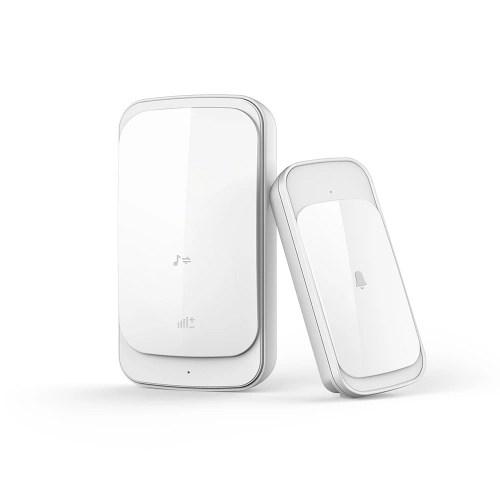Wireless Doorbell 58 Melodies 4 Levels Volume Adjustment 900 feet Operation Range