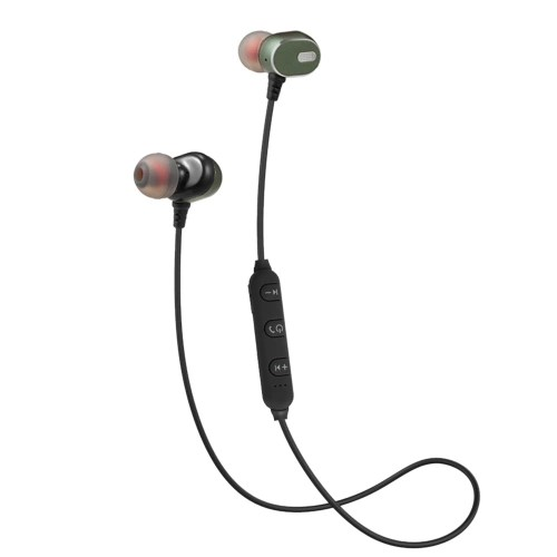 BT 4.2+EDR In-ear Sports Headphones with Mic