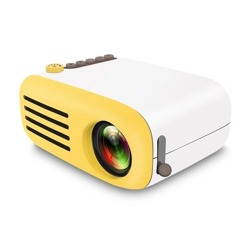 YG200 Mini LCD Projector Home TheaterBeamer 1080P