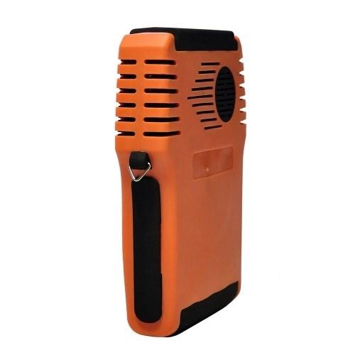 SATHERO SH-800HD Global Universal TV Signal Finder Meter DVB-S/S2 Full HD 1080P Digital Meter H.264 MPEG-4 with 3.5 Inch LCD Display 2550mAh Battery EU Plug