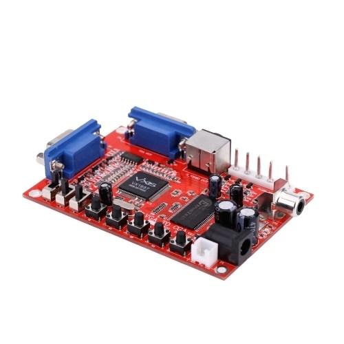 Portable GBS-8100 VGA to CGA / CVBS / S-VIDEO High Definition Converter