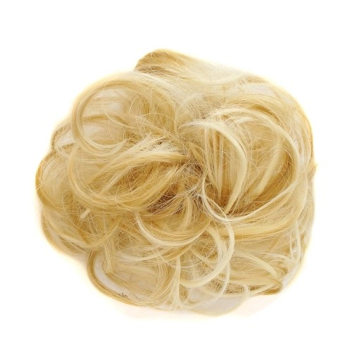 1Pcs Pony Tail Hair Extension Buns Hairpin Wig