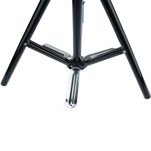 Adjustable Hairdressing Tripod Hairdresser Training Head Stand Holder Cosmetology Mold Clamp