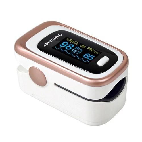 Household Lightweight Finger Pulse Oximeter