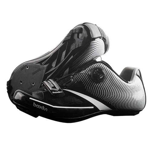 Road Cycling Shoe Ultralight Nylon TPU Road Bike Athletic Riding Shoes