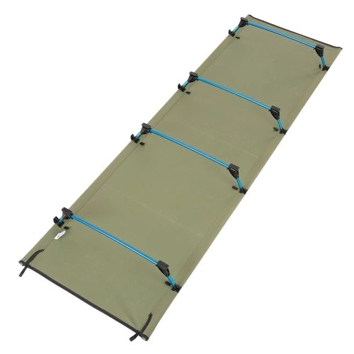 Portable Off-Ground Folding Cot Bed