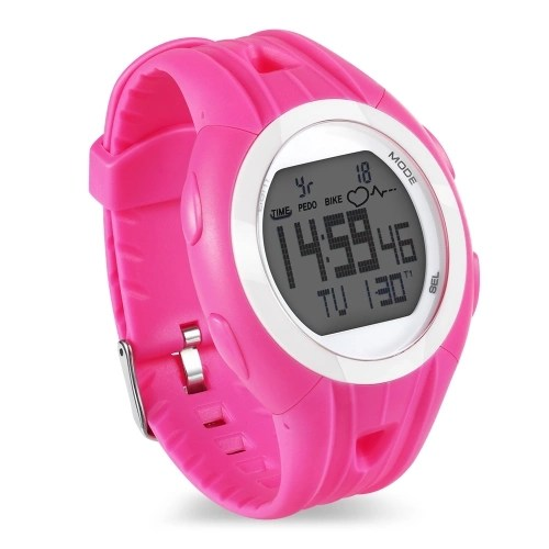 Heart Rate Monitor Cycling Computer Watch