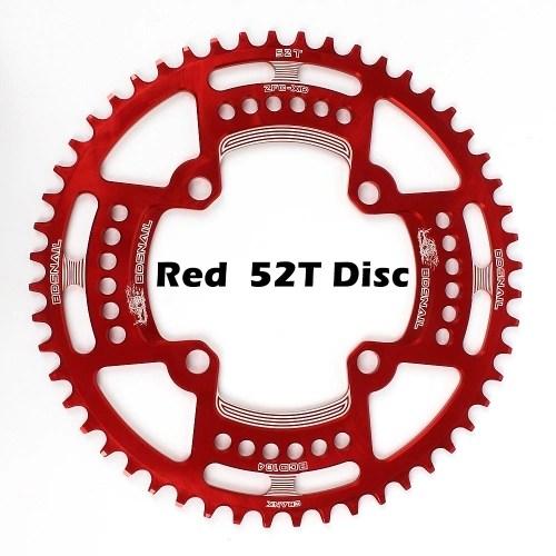 Bike Chainring 104BCD Mountain Bike Single Chain Ring