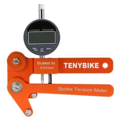 Bike Spoke Tension Meter Cycling Wheel Spoke
