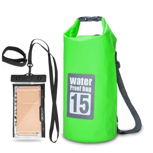 5L / 10L / 15L / 20L Outdoor Waterproof Dry Backpack