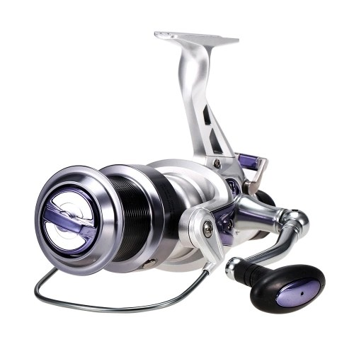 11+1BB Spinning Reel 5.2:1 Gear Ratio Double Brake