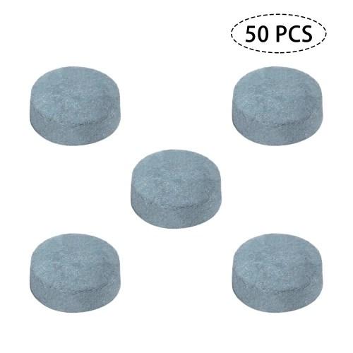 50 PCS Pool Cue Tips Billiard Cue Head