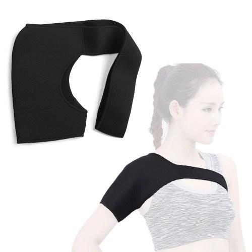 Sports Shoulder Support Men / Women Shoulder Brace Compression Support Upper Arm Protector Strap