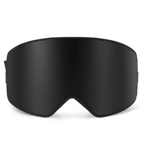 UV400 OTG Snow Sports Anti-fog Goggles
