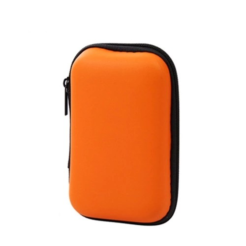 Earphone Pocket Headphone Earbuds Carry Bag