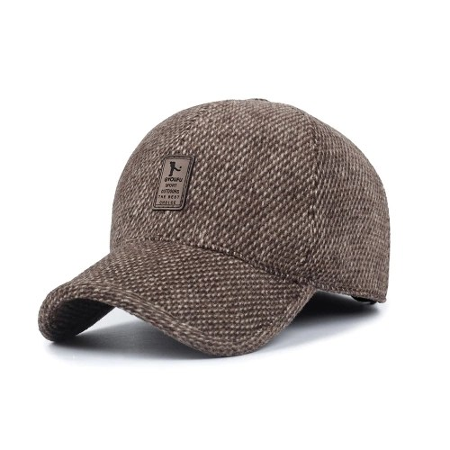 Simple Men and Women Duck Tongue Hat