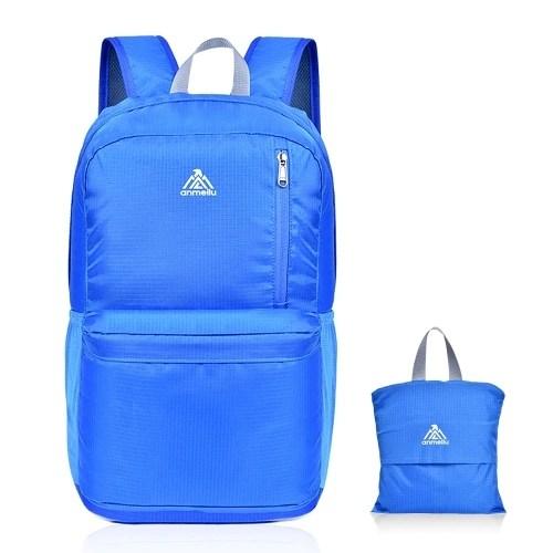 20L Super Lightweight Folding Water Resistant Outdoor Backpack