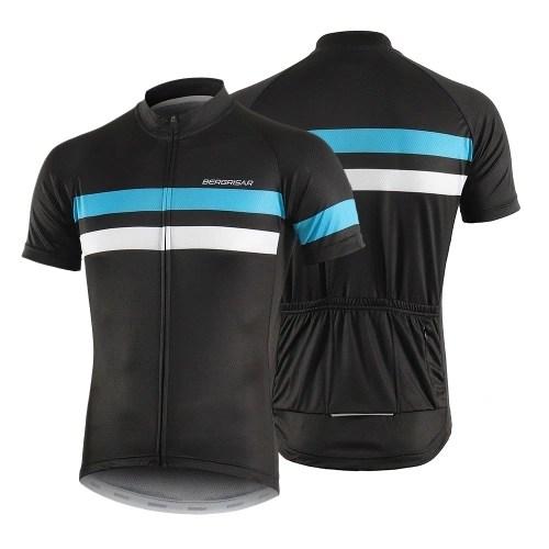 Men Short Sleeve Cycling Jersey