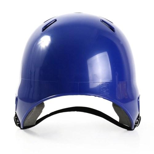 Adult Baseball Helmet Male and Female Hard Combat Helmet Baseball Equipment