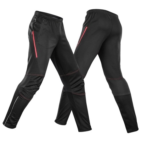 Lixada Mens Waterproof Cycling Pants