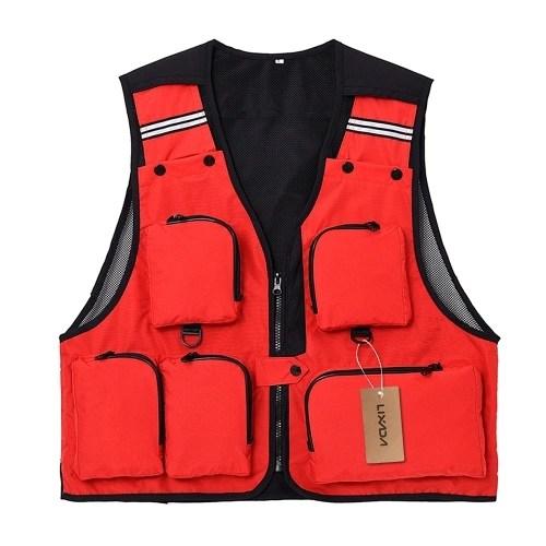 Lixada Outdoor Fishing Waistcoat