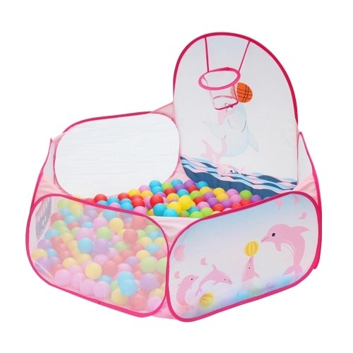 Foldable Kids Ball Pit Toddlers Folding Playpen