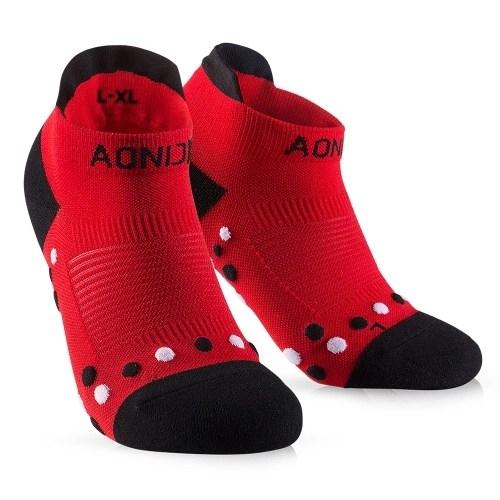 Absorbent Outdoor Socks Hiking Climbing Trekking Running Sports Socks Quick-dry Warm Low Cut Sock