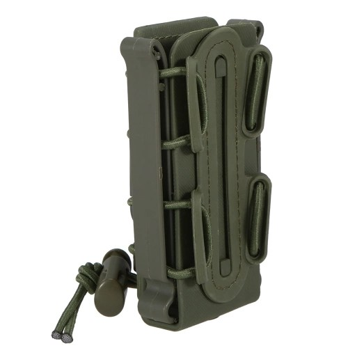 9MM Molle Poly Mag Carrier Hunting Equipment