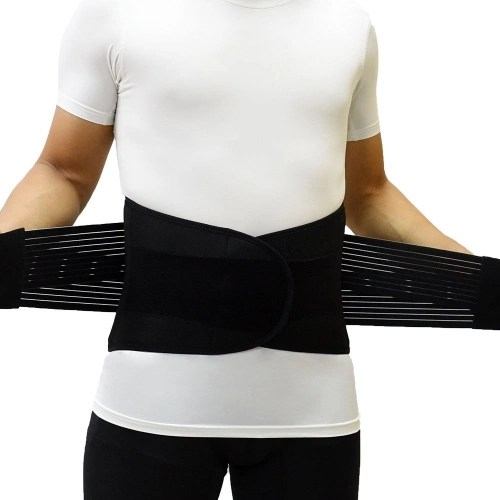Portable Waist Support Belt for Lower Back Pain Relief Back Brace