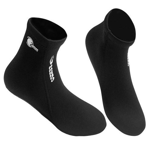 2MM Neoprene Diving Socks Boots