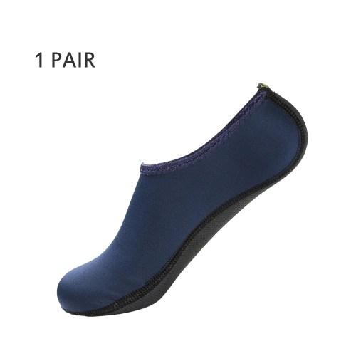 1 Pair Nylon Anti-skid Water Sports Socks