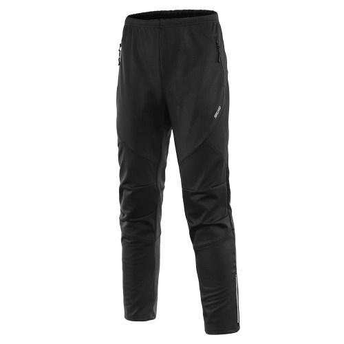 Mens Waterproof Windproof Winter Cycling Pants