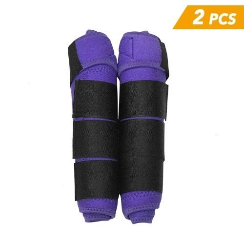 2 PCS Horse Leg Boots