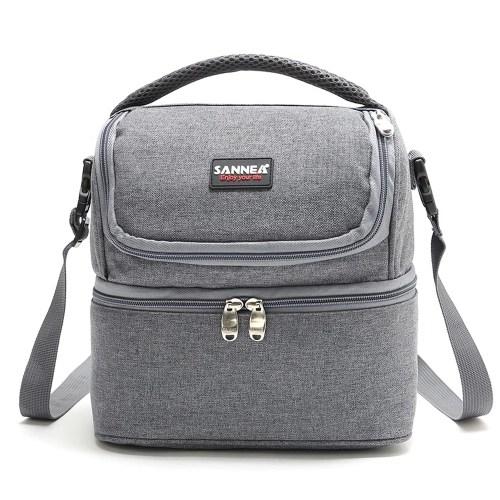 Lixada 7L Double-Deck Insulated Bag