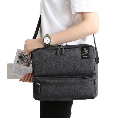 Travel Document Organizer Bag