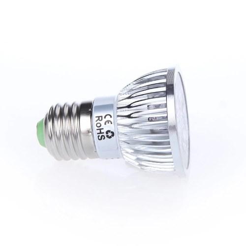 Dimmable LED Light Spotlight Lamp Bulb Warm White 4W E27 185-265V Energy-saving