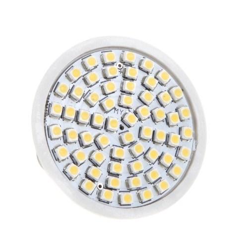 E14 4W 60SMD 3528 1210 LED Light Bulb Lamp Spotlight Warm White 220V Energy Saving