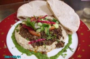 味蕾最愛你:Sababa   (中東批塔餅專賣)