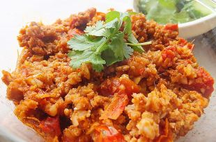 [食譜] 泰式咖哩肉醬(紅咖哩肉醬)
