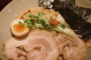 味蕾最愛你:樂麵屋—叉燒蕃茄豚骨沾醬麵