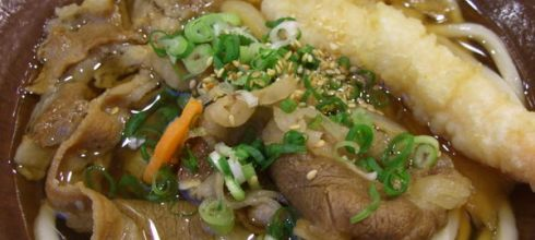 味蕾還不錯:土三寒六烏龍麵