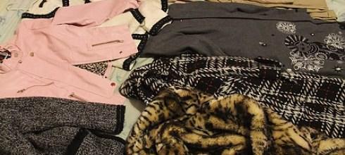 [穿搭] 冬天衣櫃永遠少一件外套!外套狂出列!