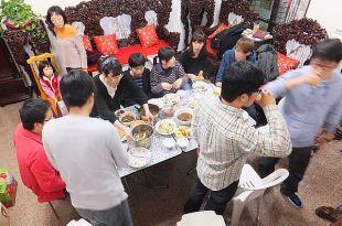 2012 小逸家年菜