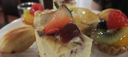 味蕾有所值:台北亞都麗緻 巴賽麗廳下午茶